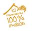 Label Viennoiserie 100% maison